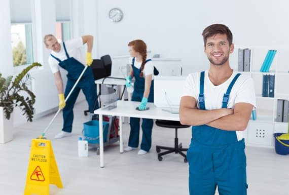 CGI cleaners providing Commercial Cleaning Services